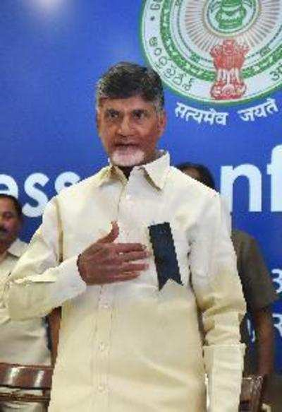 Hyderabad: Andhra Pradesh CM N Chandrababu Naidu to observe fast on his birthday on April 20, slams Modi government