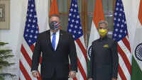 EAM Jaishankar meets US Secretary of State Mike Pompeo