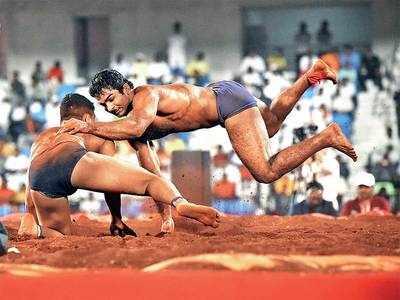 63rd Maharashtra Kesari kicks off in city