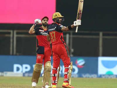 RCB vs RR Highlights, IPL 2021: Centurion Padikkal, Kohli power Bangalore to 10-wicket win over Rajasthan