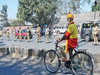 'Jobs-for-locals bandh' falls flat