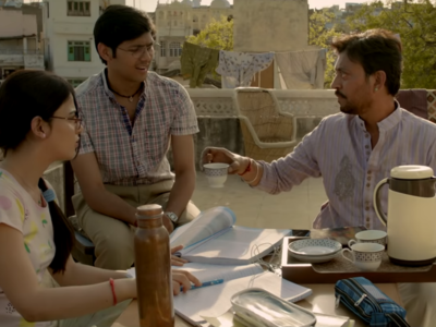 Angrezi Medium song Ek Zindagi out: Irrfan Khan and Radhika Madan set out to chase their dreams