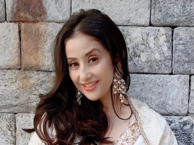 Manisha Koirala shares pictures from her first outing in the wild; writes 'Have miles to go before I sleep'