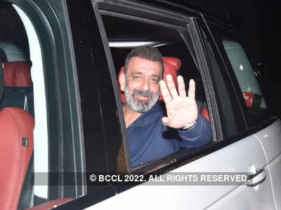 Watch: I'll be out of this cancer soon, says Sanjay Dutt
