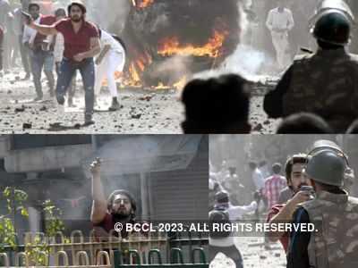 Delhi violence: Gunman Shahrukh arrested from Uttar Pradesh