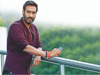 Ajay Devgn: Some names did shock me but then I can't be judgmental till somebody is proven guilty