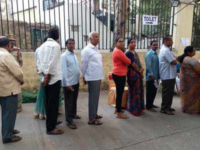 Polling for Telangana Assembly elections begin
