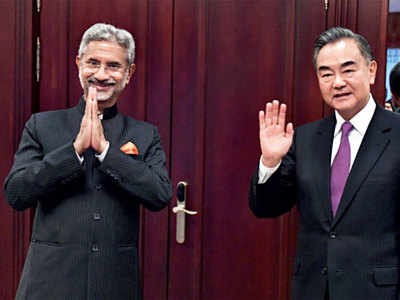 India, China draft 5-point plan to ease border tension