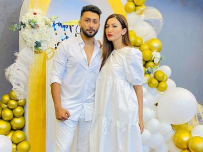 Gauahar Khan calls rumoured boyfriend Zaid Darbar 'the bestest'