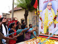 Opposition Party leaders to congregate in Chennai in memory of Karunanidhi