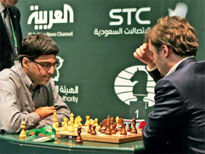I came into this tournament after a difficult year: Viswanathan Anand