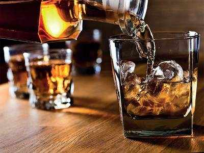 State's income from liquor sale rises 4 times in a year