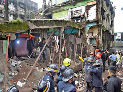 Bhiwandi bldg collapse: HC issues notice to state, five municipalities