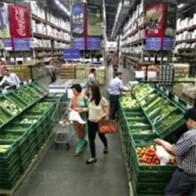 Big fat Indian greengrocer