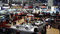Geneva motor show postponed until 2022