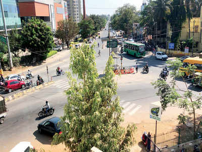 Go signal-free across 4 Yelahanka junctions