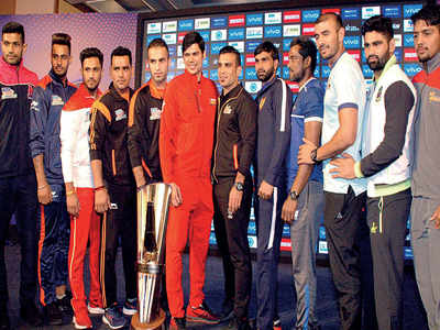 Pro Kabaddi League starts today