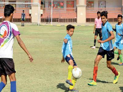 Chaitanya School reign supreme