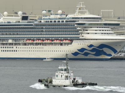 Two passengers of Japan cruise ship Diamond Princess die after leaving it
