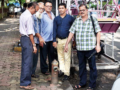 Residents from Mahim, Matunga and Kandivali launch a campaign to identify defunct and hidden fire hydrants