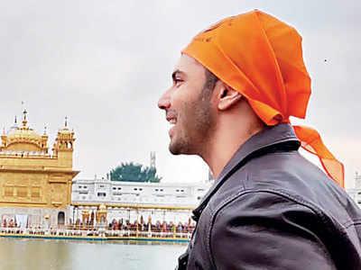 Varun Dhawan kicks off new dance franchise in Punjab
