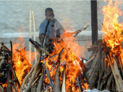 Burnt out: When a 19-year-old in Badlapur crematorium had to light 25 pyres in just 24 hours