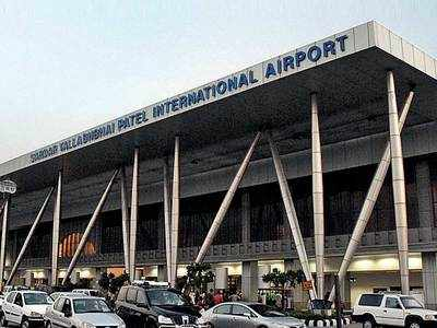 Man with fake immigration stamps caught at Ahmedabad airport