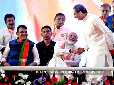 """Narendra Modi must co-operate with """"younger brother"""" Uddhav Thackeray, says Shiv Sena"""