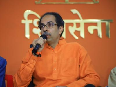CM Uddhav Thackeray: Will never dump Hindutva