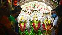 Pune: Low-key Ram Navami celebrations held at Tulshibagh Temple