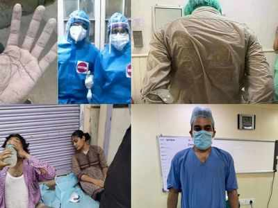 National Doctors Day 2020:  Here are extreme conditions doctors are braving  while saving us from the pandemic