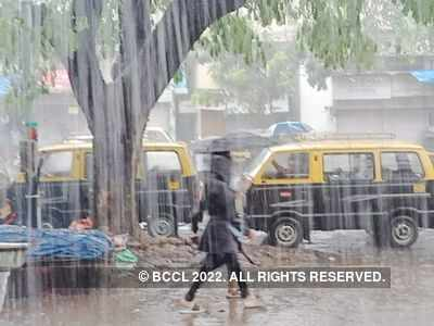 IMD predicts heavy rains at isolated places in Mumbai, Thane and Palghar