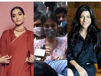 Sonam, Zoya, Shibani among others sign open letter to media over Rhea: We have seen you be kind to Salman Khans and Sanjay Dutts of this world