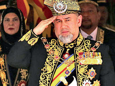 Malaysia king abdicates in historic first