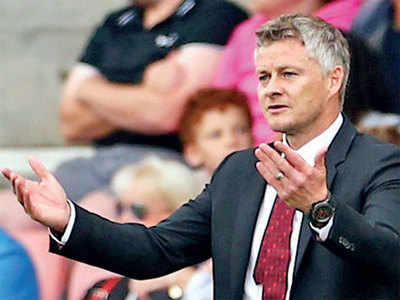 Solskjaer bemoans missed opportunities