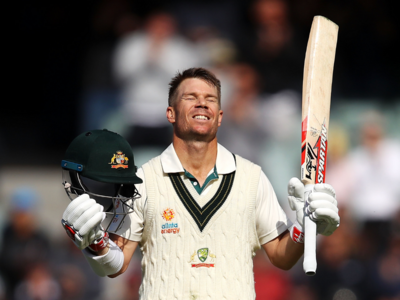 David Warner's triple century sets records in day-night test against Pakistan