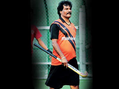 Maharashtra hockey strikes a goal with Dhanraj Pillay
