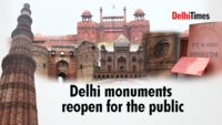 Delhi monuments reopen for the public