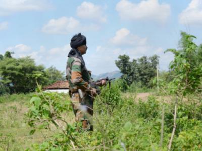 Three Maoists killed in an encounter in Kerala