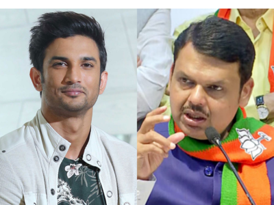 Devendra Fadnavis seeks Enforcement Directorate probe in Sushant Singh Rajput case