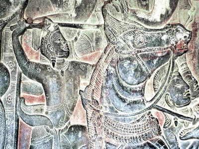 Vedic stories are different from Puranic stories