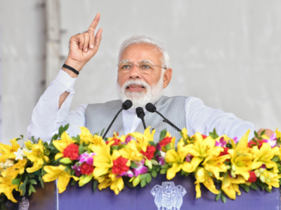 Congress telling 'lies' by saying its govt also conducted surgical strikes: PM Modi