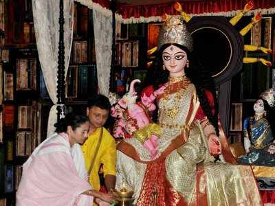 Calcutta HC rejects PIL challenging West Bengal government's decision to donate to Durga puja committees