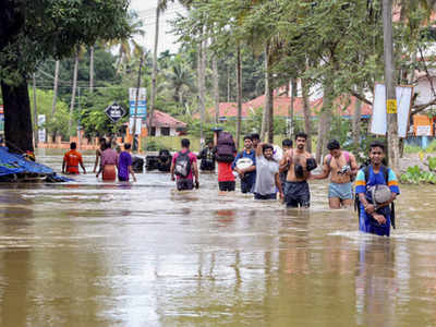 Centre declares Kerala floods a 'calamity of severe nature'
