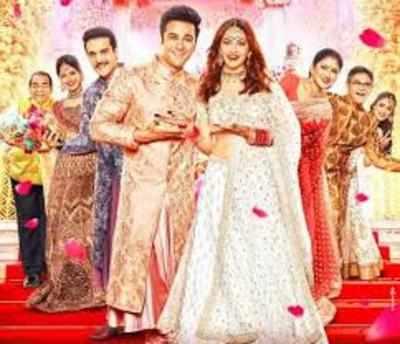 Veerey Ki Wedding movie review: Jimmy Shergill is the only saving grace, Kriti Kharbanda is pleasant on the eyes while Pulkit Samrat hits the lowest point