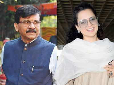 Sanjay Raut: Kangana Ranaut is welcome to live in Mumbai, matter is over for me