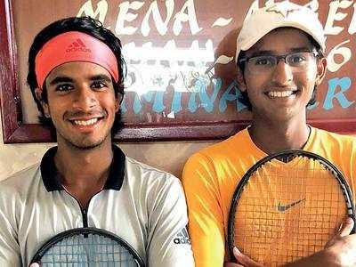 Aryan, Jaishvin fall at final hurdle in ITF Jr