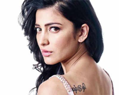 Shruti Haasan turns scriptwriter now