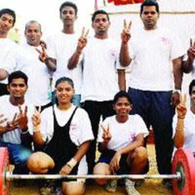 Navi Mumbai Athletes Excel At State Weightlifting Tourney
