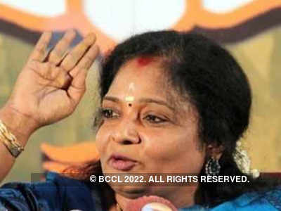 COVID-19: Thirty-eight staff members at Telangana Raj Bhavan test positive; Governor Tamilisai Soundararajan negative